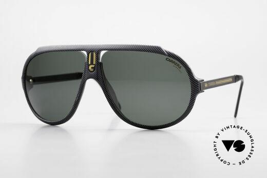 Carrera 5512 80er Kult Brille Miami Vice Details