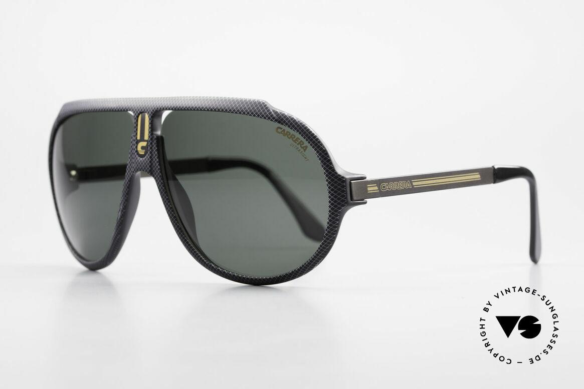 Carrera 5512 80er Kult Brille Miami Vice, Modell 5512 getragen von Don Johnson in MIAMI VICE, Passend für Herren