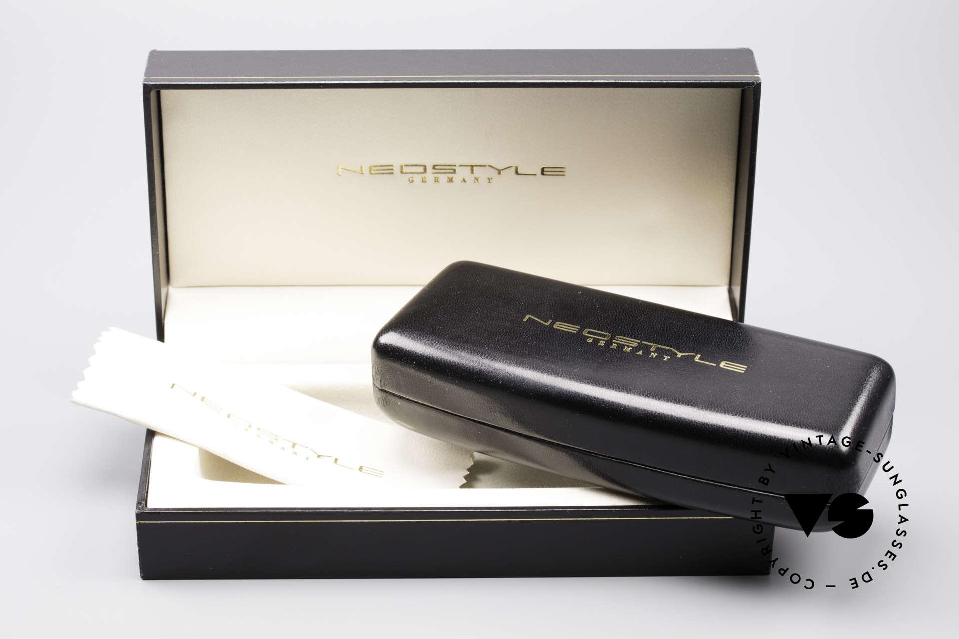 Neostyle Jet 40 Titanflex Vintage 90er Brille, Größe: medium, Passend für Herren