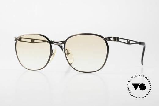 Jean Paul Gaultier 56-2177 Orange Gläser für den Abend Details