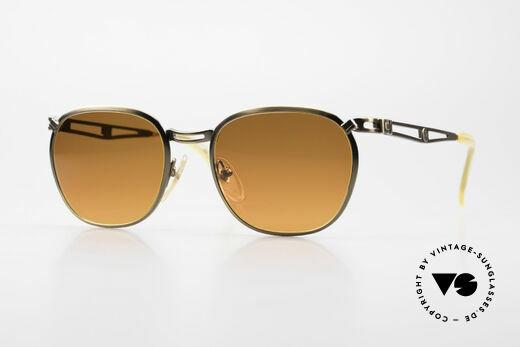 Jean Paul Gaultier 56-2177 Sunset Gläser in Orange Verlauf Details