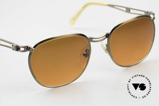 Jean Paul Gaultier 56-2177 Sunset Gläser in Orange Verlauf, KEINE Retromode, sondern ein 25 Jahre altes Original, Passend für Herren und Damen