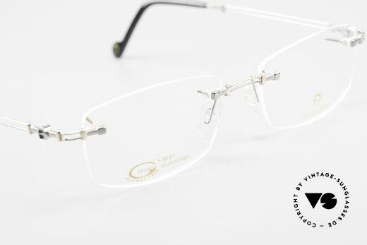Aigner EA498 Randlose 90er Brille Unisex, KEINE RETROBRILLE, ein circa 25 Jahre altes ORIGINAL, Passend für Herren und Damen