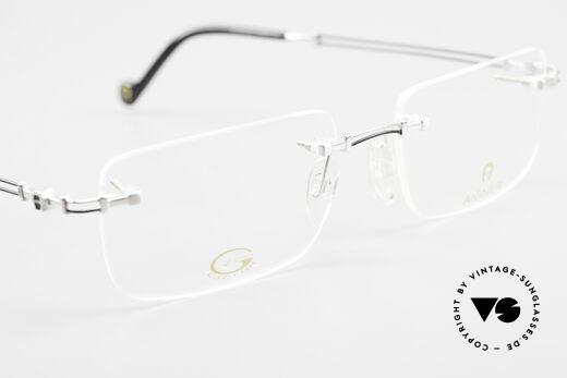 Aigner EA496 Randlose 90er Vintage Brille, KEINE RETROBRILLE, ein circa 25 Jahre altes ORIGINAL, Passend für Herren