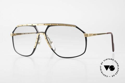 Alpina M6 80er Brille Sehr Leicht Getönt Details