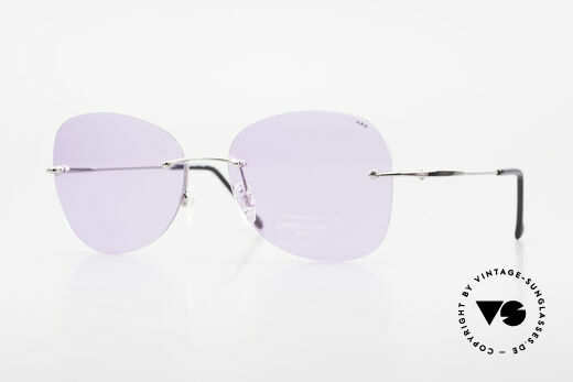 Neostyle Holiday 2051 Randlose Sonnenbrille Damen Details