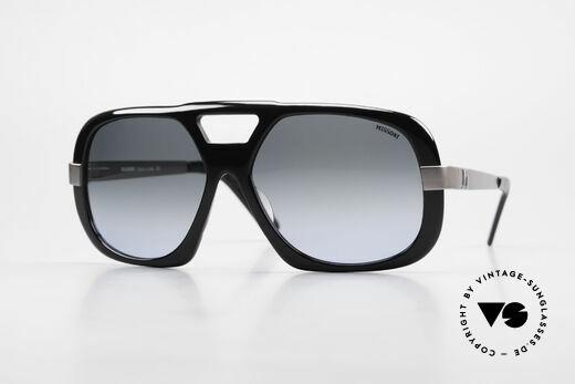 Missoni 0102 Markante 90er Sonnenbrille Details