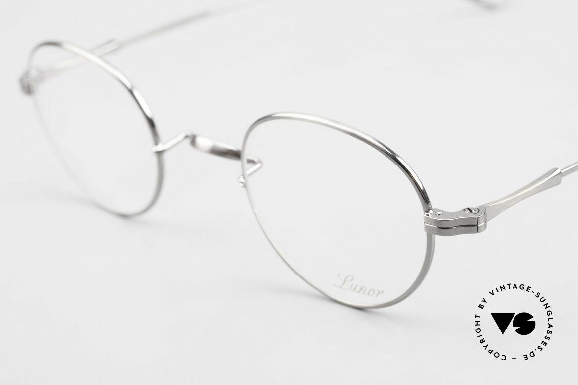 Lunor II 22 Lunor Brille Special Edition, edel, stilvoll, zeitlos = ein wahres LUNOR ORIGINAL, Passend für Herren und Damen