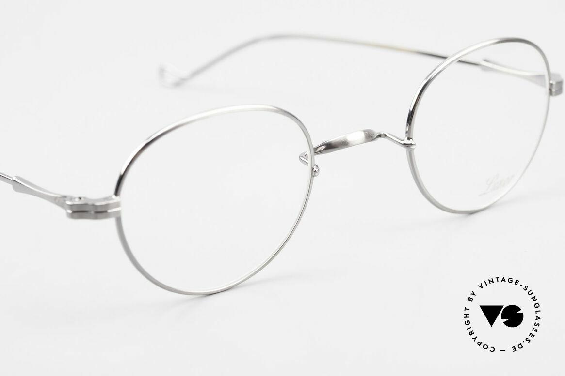 Lunor II 22 Lunor Brille Special Edition, altes, ungetragenes LUNOR Einzelstück von ca. 1998, Passend für Herren und Damen