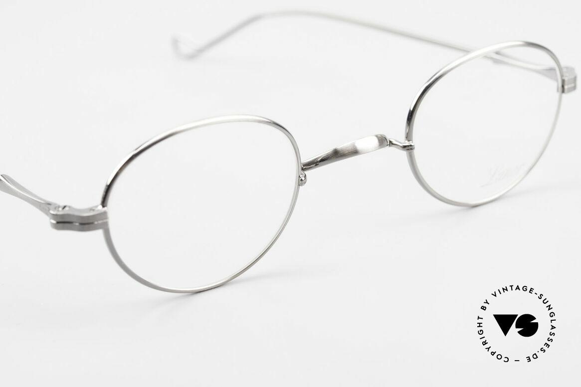 Lunor II 20 Lunor Brille Klein Unisex 90er, altes, ungetragenes LUNOR Einzelstück von ca. 1999, Passend für Herren und Damen