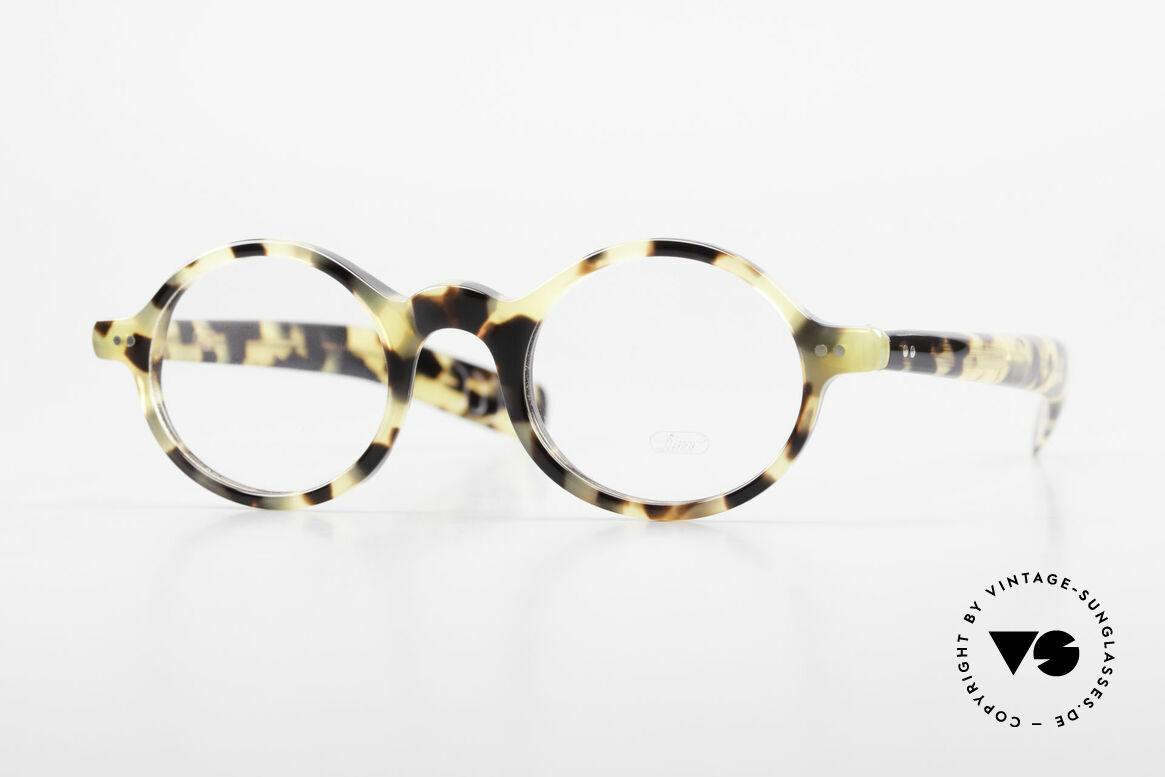 Lunor A52 Ovale Lunor Brille Acetat, LUNOR Brille, Modell 52 aus der Acetat-Kollektion, Passend für Herren und Damen