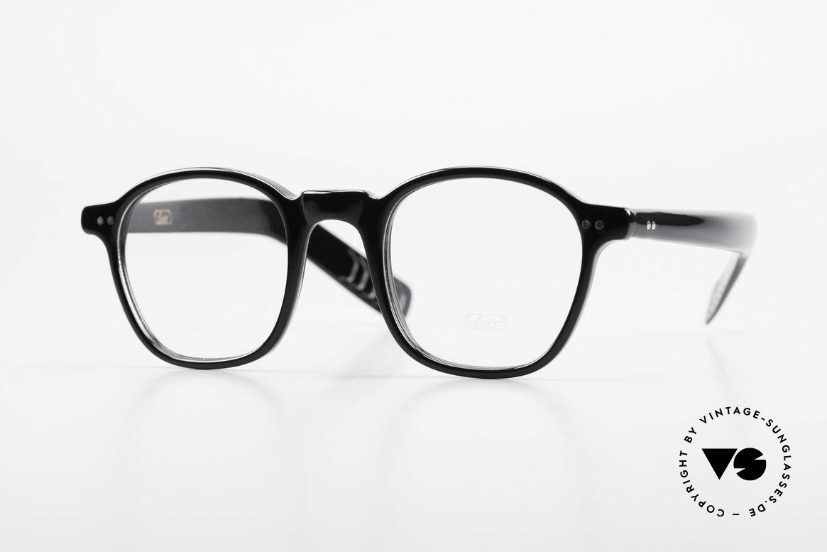 Lunor A51 James Dean Johnny Depp Brille, rare LUNOR Brille, Modell 51 aus der Acetat-Kollektion, Passend für Herren