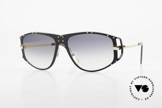 Alpina A51 Seltene 90er XL Sonnenbrille Details