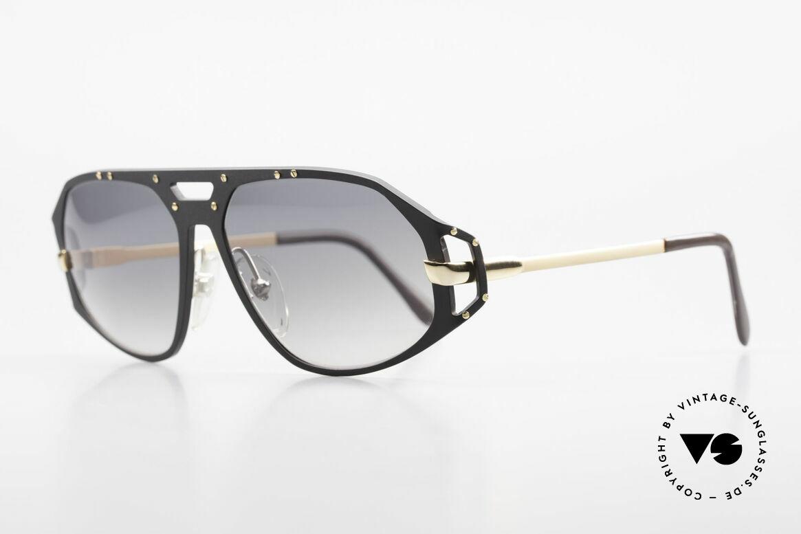 """Alpina A50 Ultra Rare 90er Sonnenbrille, jedoch mit identischen Komponenten in """"handmade"""", Passend für Herren"""