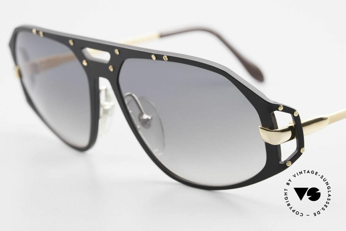 Alpina A50 Ultra Rare 90er Sonnenbrille, daher auch mit charakteristischen Alpina Schrauben, Passend für Herren