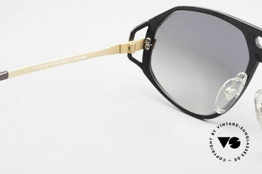 Alpina A50 Ultra Rare 90er Sonnenbrille, KEINE Retrobrille; sondern eine alte Rarität von 1991, Passend für Herren