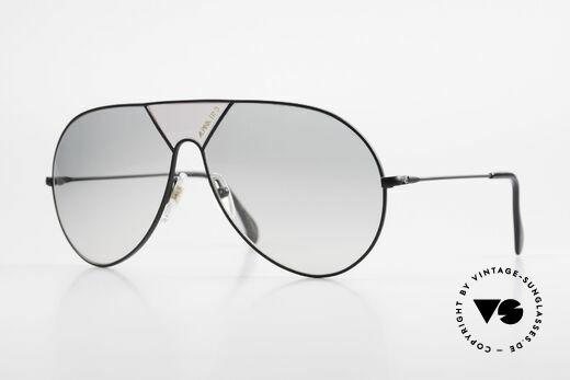 Alpina TR3 80er XL Sonnenbrille Limited Details