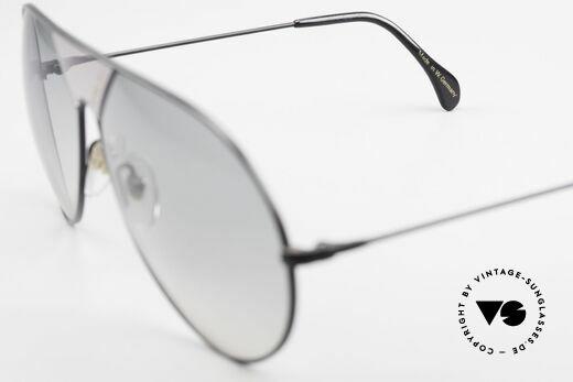 Alpina TR3 80er XL Sonnenbrille Limited, KEINE Retrobrille; ein 35 Jahre altes Einzelstück!, Passend für Herren