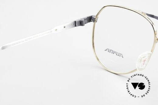 Alpina M1F770 Vintage Brille Pilotenstil 90er, KEINE retro Brille; ein circa 25 J. altes ORIGINAL, Passend für Herren