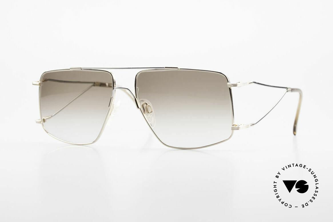 Neostyle Jet 40 Titanflex Vintage Sonnenbrille, sensationelle NEOflex Sonnenbrille von NEOSTYLE, Passend für Herren