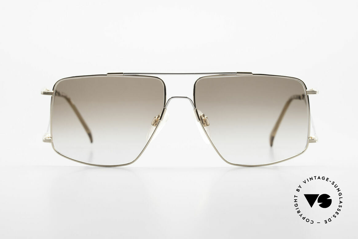 Neostyle Jet 40 Titanflex Vintage Sonnenbrille, enormer Tragekomfort, dank TITAN-FLEX Material!, Passend für Herren