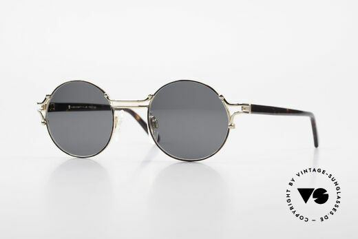 Neostyle Academic 8 Runde Vintage Sonnenbrille Details