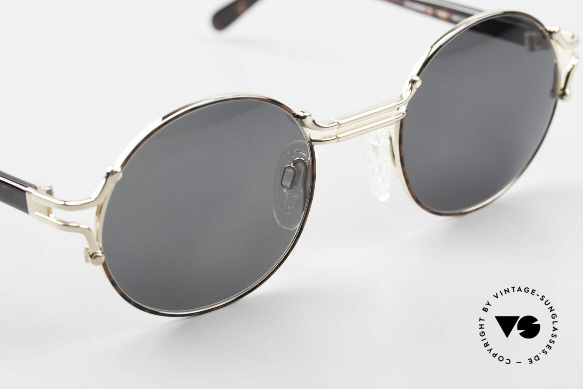 Neostyle Academic 8 Runde Vintage Sonnenbrille, ungetragen (wie alle unsere VINTAGE Brillen), Passend für Herren und Damen