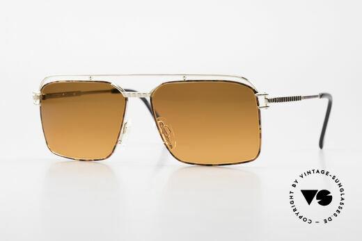 Neostyle Dynasty 424 - L 80er Herrensonnenbrille Titan Details