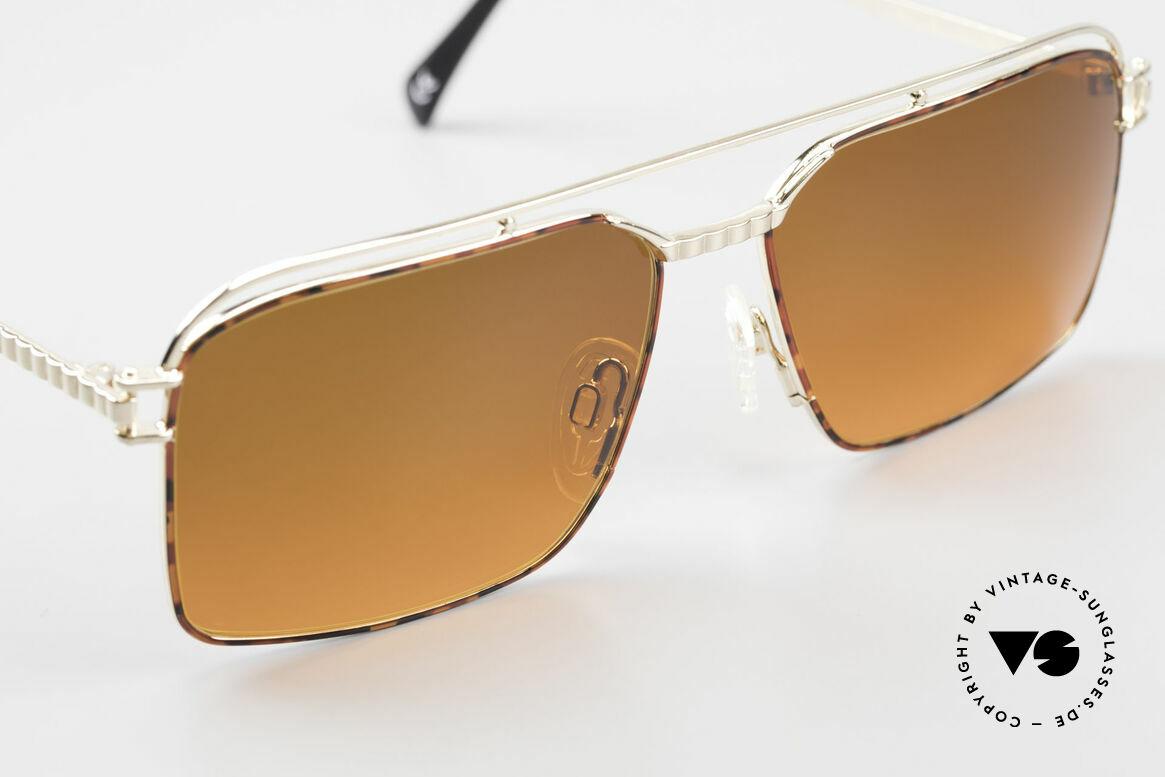 Neostyle Dynasty 424 - L 80er Herrensonnenbrille Titan, KEIN RETRO, bei uns nur stylische ORIGINALE, Passend für Herren