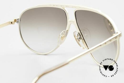 Alpina M1 Limited Edition 80er Jahre, KEINE Retro-Sonnenbrille; das Original von 1987!, Passend für Herren und Damen