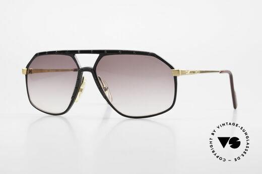 Alpina M6 Rare 80er Vintage Sonnenbrille Details