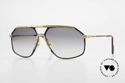 Alpina M6 True Vintage Sonnenbrille 80er Details