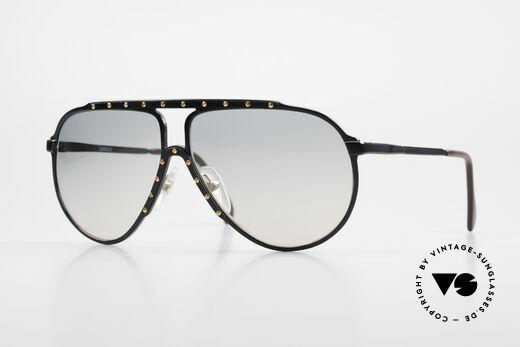 Alpina M1 Kultsonnenbrille 80er Jahre Details