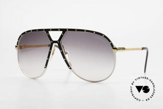 Alpina M1 Stevie Wonder 80er Kultbrille Details