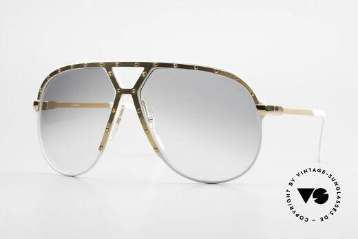Alpina M1 Stevie Wonder 80s Sonnenbrille Details