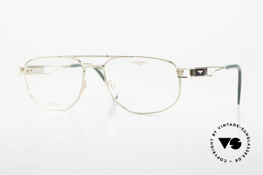 Longines 4555 90er Herrenbrille Pure Titan Details