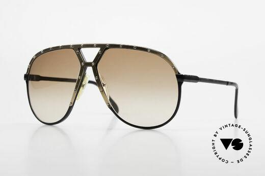 Alpina M1 80er Brille Keine Retrobrille Details