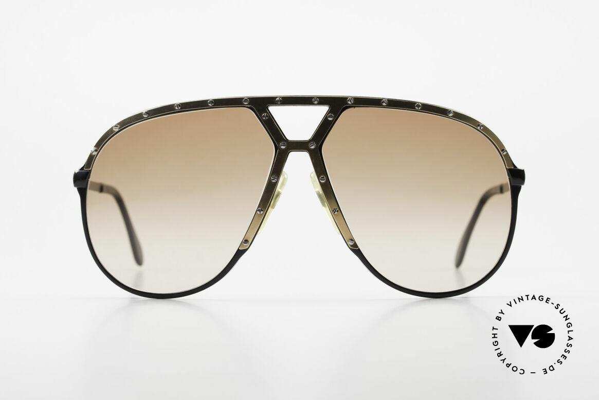 Alpina M1 80er Brille Keine Retrobrille, Stevie Wonder machte die Alpina M1 weltberühmt, Passend für Herren