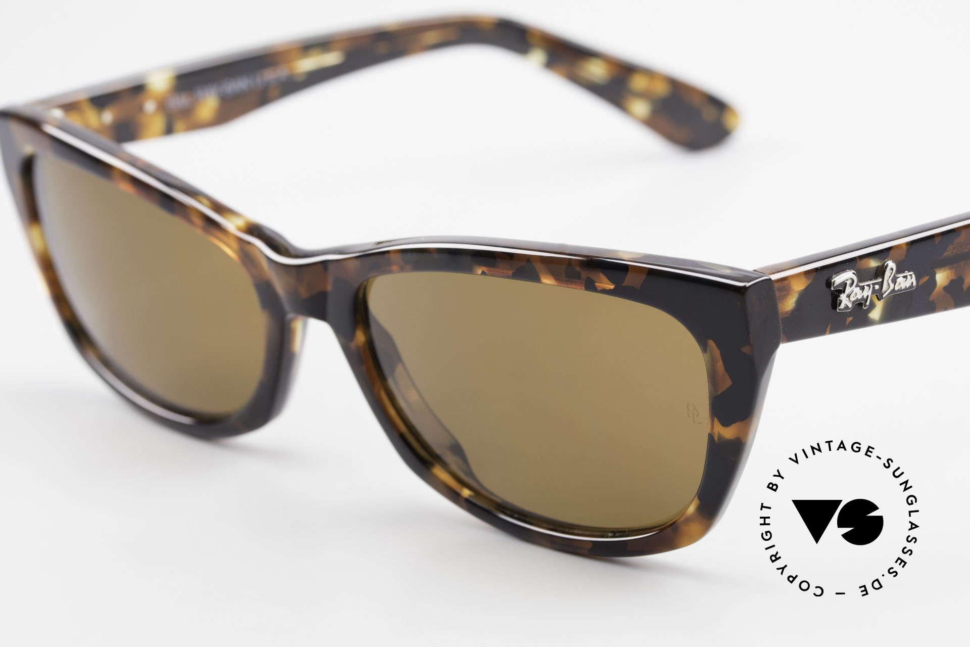 Ray Ban Innerview Alte B&L USA Sonnenbrille, ungetragen (wie alle unsere alten vintage Ray Bans), Passend für Damen