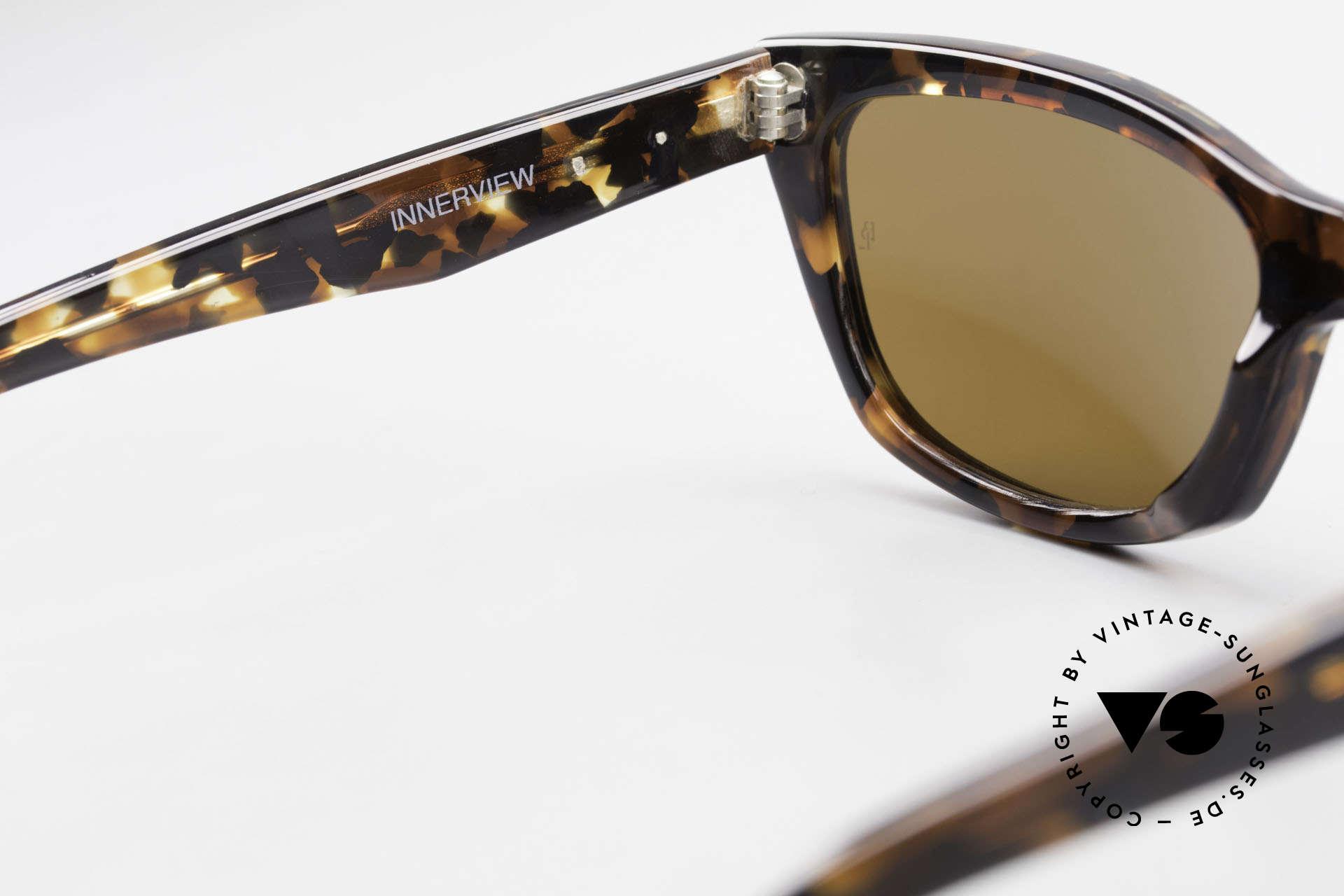 Ray Ban Innerview Alte B&L USA Sonnenbrille, Größe: medium, Passend für Damen