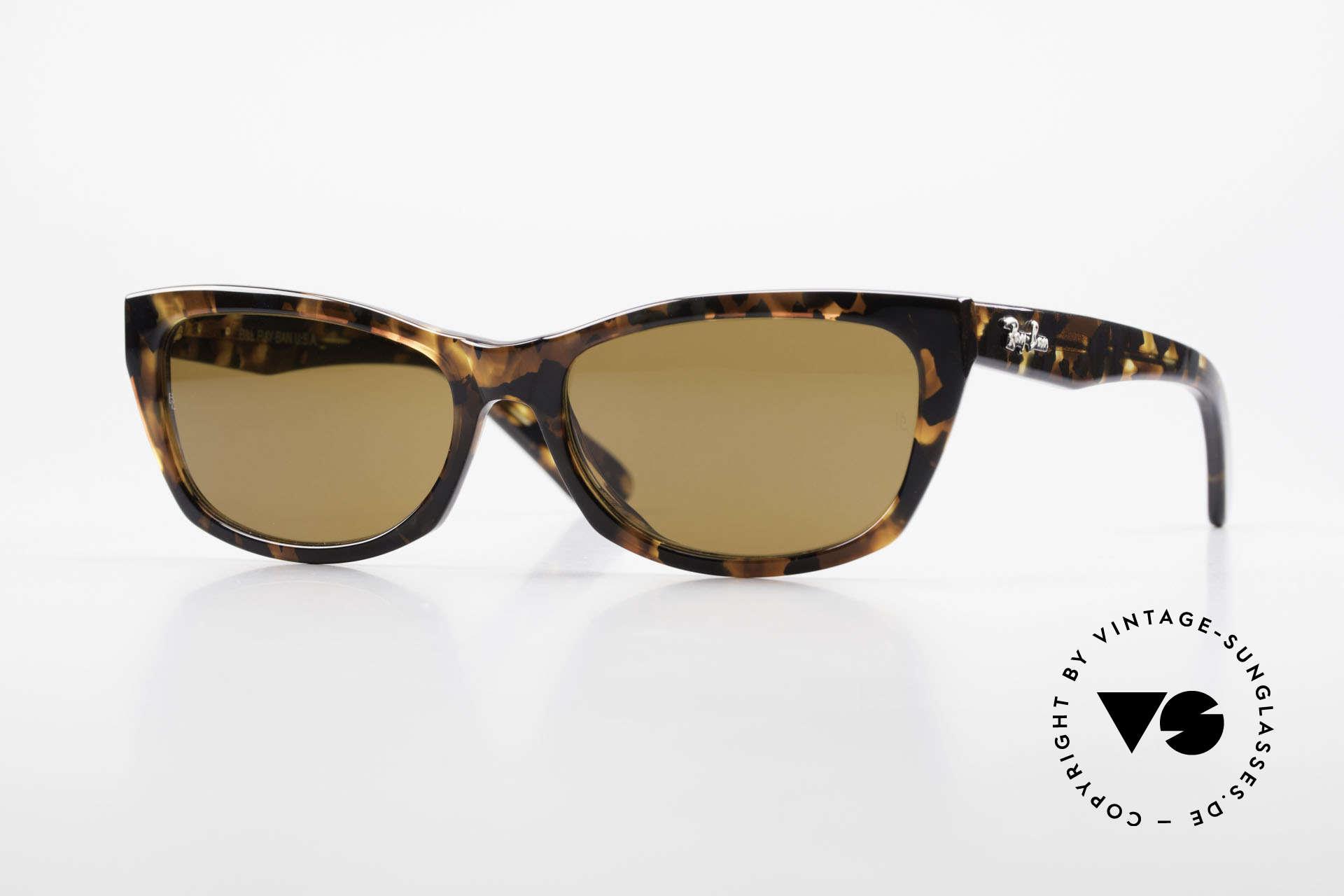 Ray Ban Innerview Alte B&L USA Sonnenbrille, USA RAY-BAN Sonnenbrille, W1438 Innerview, B15, Passend für Damen