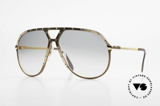 Alpina M1 XL 80er Sonnenbrille Hip Hop Details