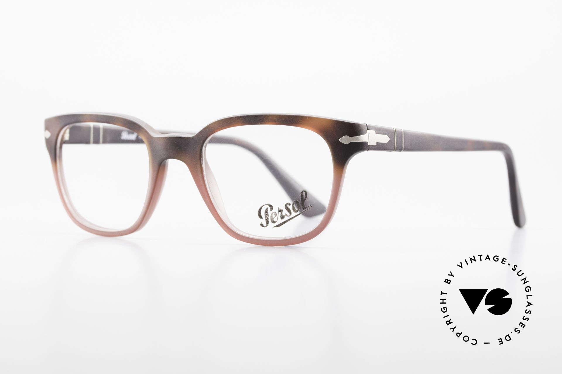 Persol 3093 Unisex Fassung Klassiker Brille, hochwertigste Materialien und Fertigungsqualität, Passend für Herren und Damen