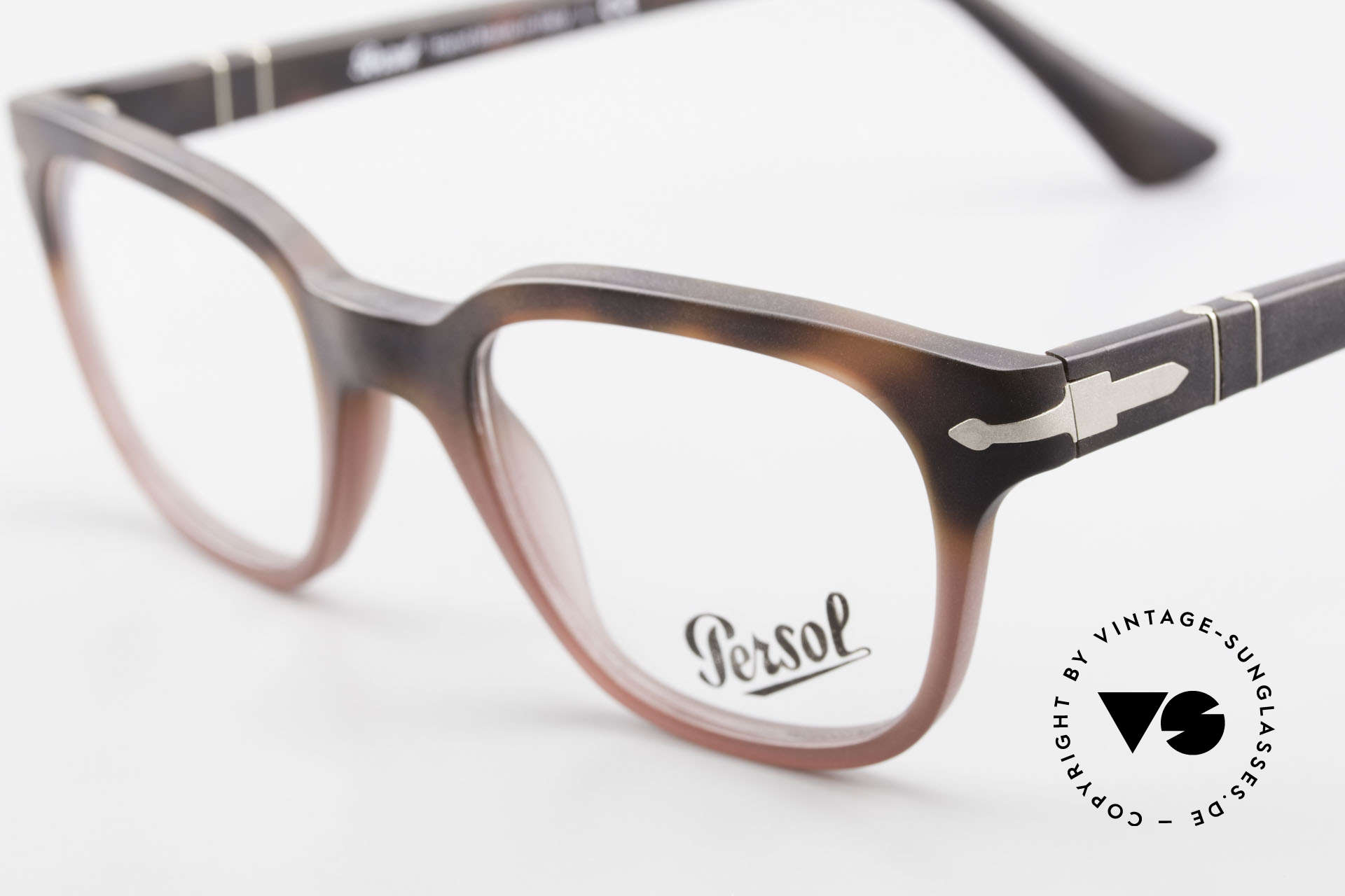 Persol 3093 Unisex Fassung Klassiker Brille, ungetragen (wie alle unsere Persol vintage Brillen), Passend für Herren und Damen