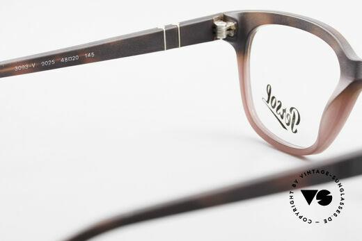 Persol 3093 Unisex Fassung Klassiker Brille, Unisex-Modell, daher passend für Damen & Herren, Passend für Herren und Damen