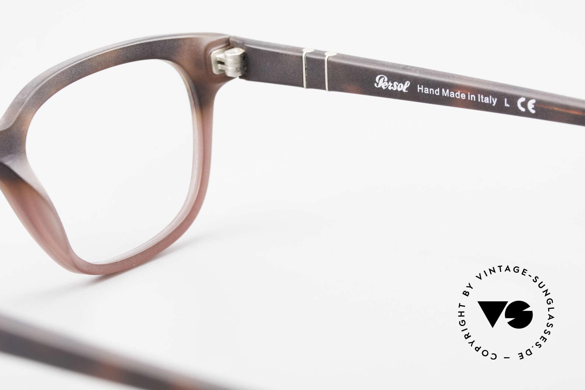 Persol 3093 Unisex Fassung Klassiker Brille, Größe: small, Passend für Herren und Damen