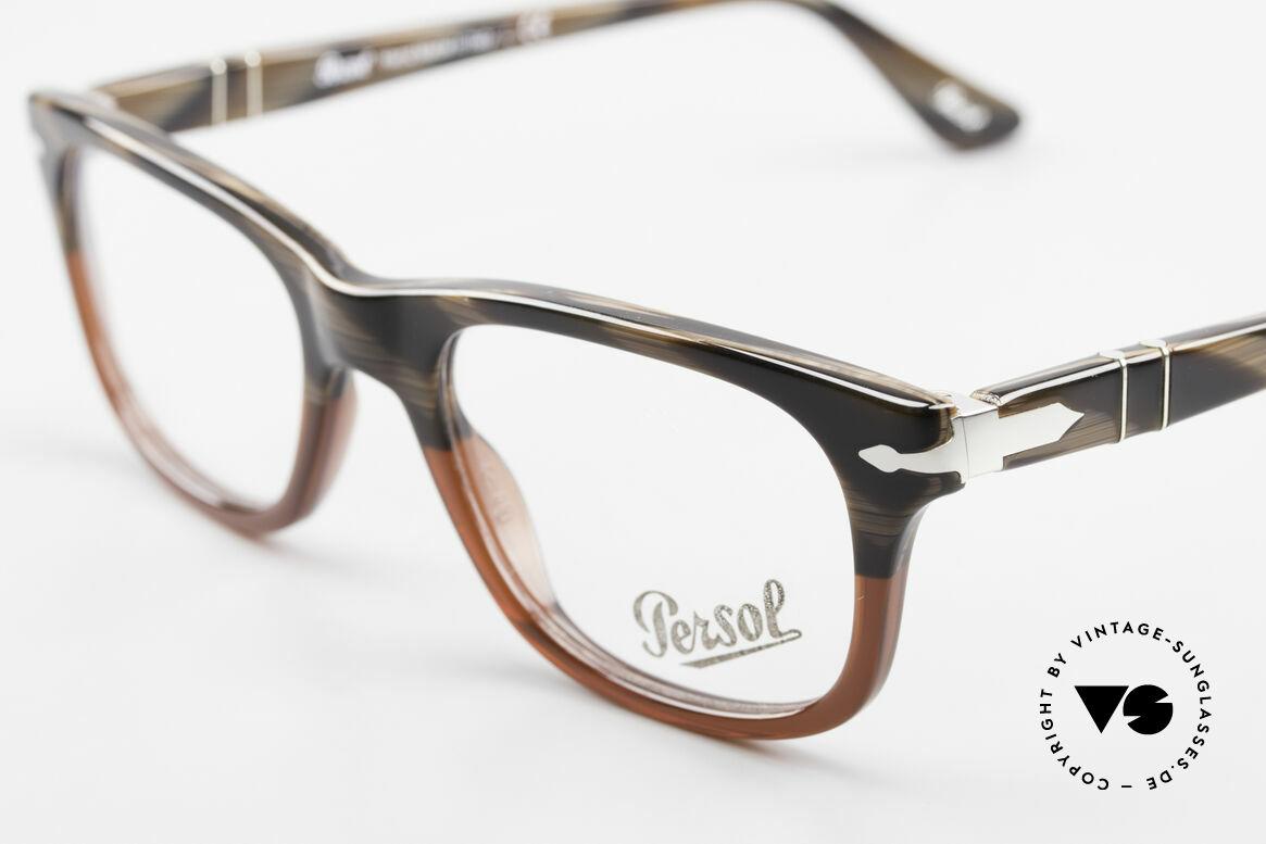 Persol 3029 Kleine Persol Brille Unisex, ungetragen (wie alle unsere Persol vintage Brillen), Passend für Herren und Damen