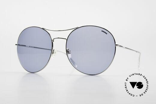 Missoni 0440 90er XXL Aviator Sonnenbrille Details