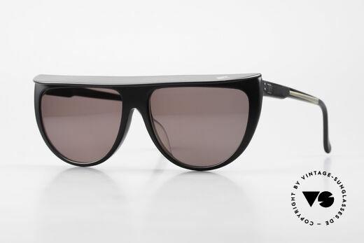 Ugppi 9801 Markisen Sonnenbrille 90er Details