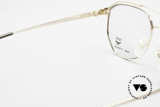 MCM München 6 XL Luxus Vintage Brille 90er, ungetragen (wie alle unsere alten MCM-Originale), Passend für Herren